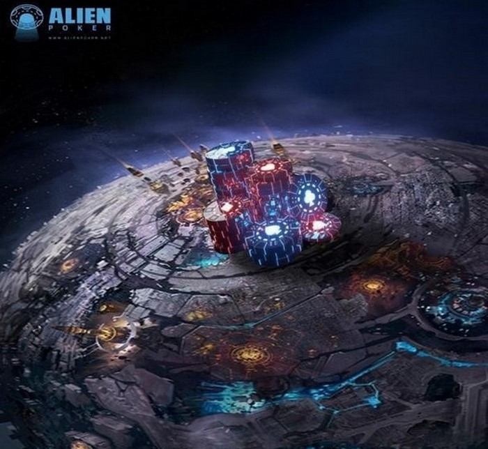 سایت شرط بندی alien poker