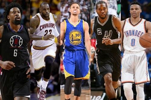 معرفی 5 تیم برتر بسکتبال nba