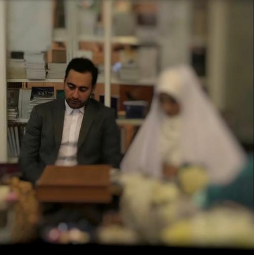 امیر حسین مرادیان و آناشید حسینی