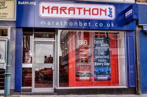 آدرس جدید سایت Marathonbet
