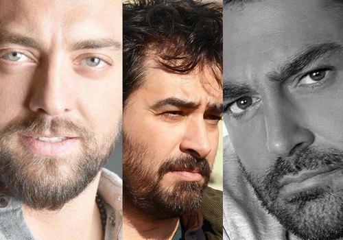 جذاب ترین سلبریتی مرد ایرانی کیست؟