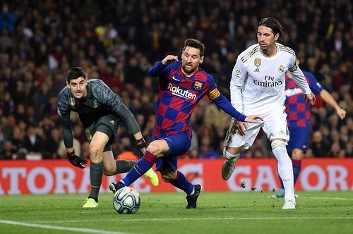 بدترین باخت بارسلونا در El clasico
