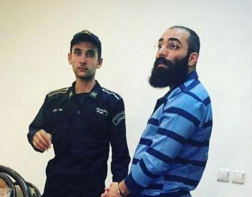 حمید صفت در زندان