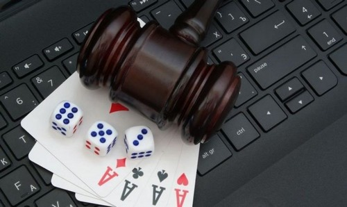 حذف حساب کاربری برای فرار از جرم شرکت در سایت شرط بندی