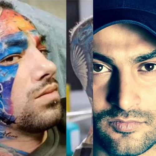 مقایسه لقب رپر های ایرانی با رپر های برتر جهان به چه صورت است؟