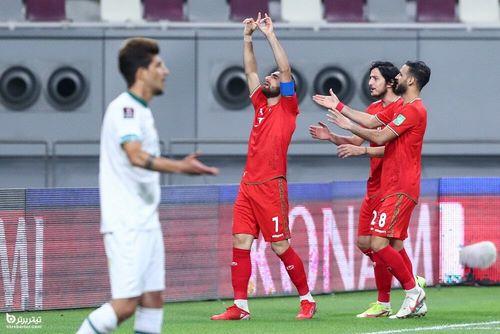 راهنمای شرط بندی بازی ایران و امارات