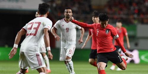 ایران و کره جنوبی مقدماتی جام جهانی دور سوم
